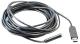 Видеоскоп USB; Дальн.=20см; Dкам.=10мм; Зонд: 5м; Особенности: водонепрониц., 4 светодиода, питание от USB; вес: 93г 119042006